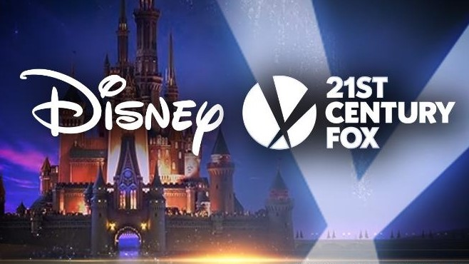 The Walt Disney Co to acquire 21st Century Fox's assets for $66.1 Bn (€56.0 Bn)