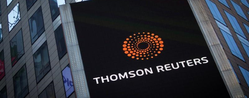 Blackstone to buy controlling stake in Thomson Reuters Financial and Risk business in a $17.3 Bn deal
