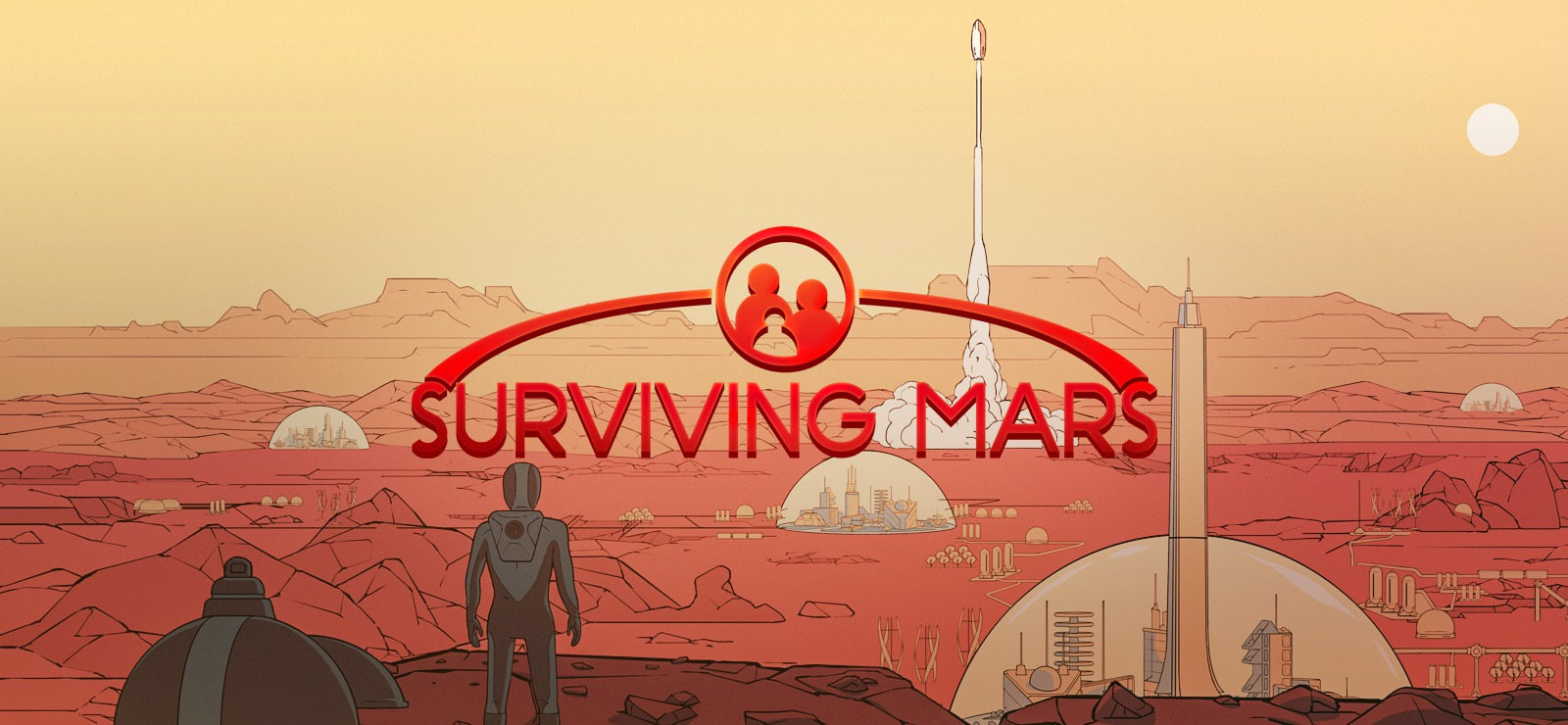 Bulgarian computer game Surviving Mars top seller on Steam