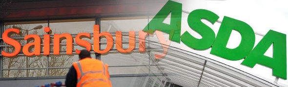 Sainsbury's and Asda Joining Forces against Discounters