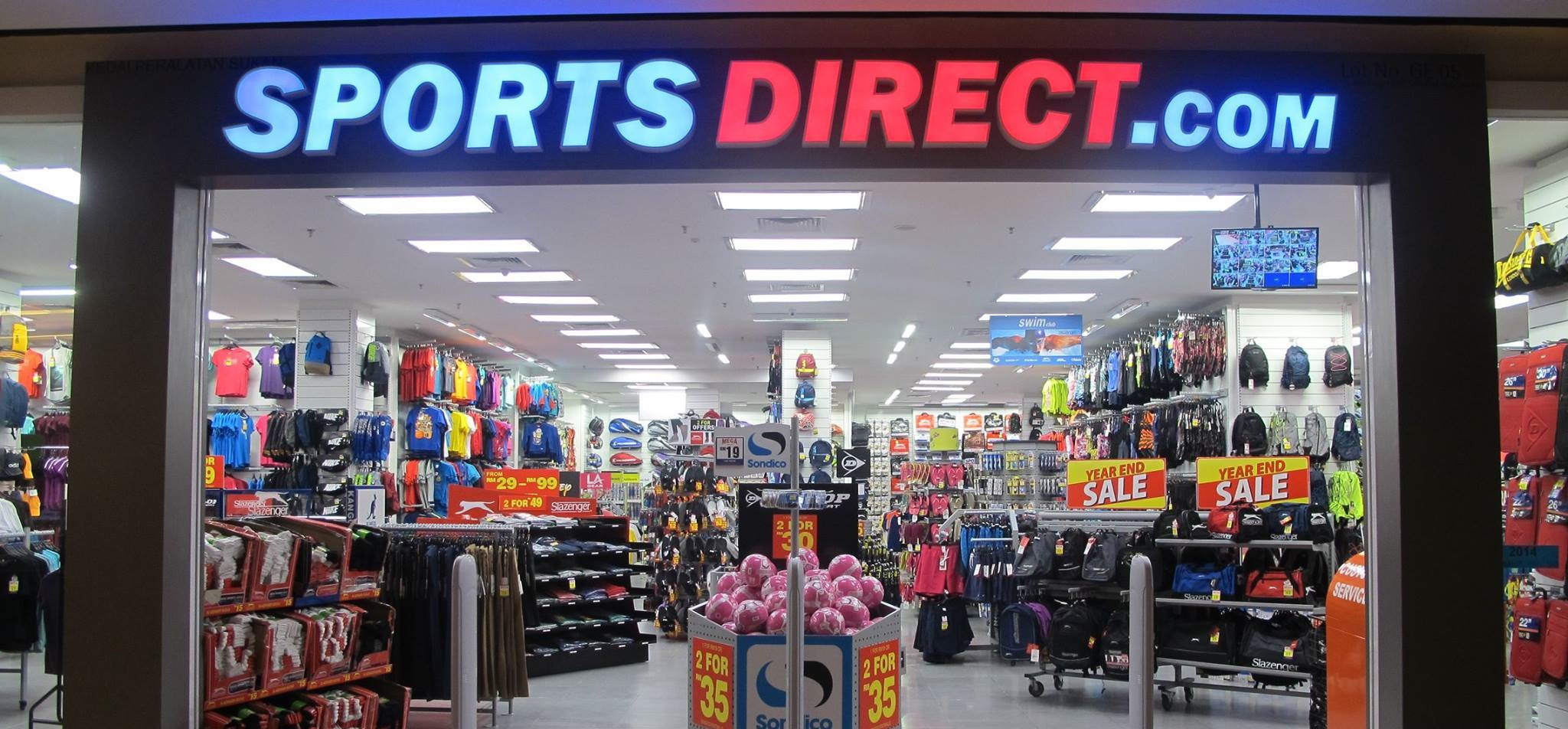 Sports Direct Buys Department Store Group House of Fraser for £90 Million