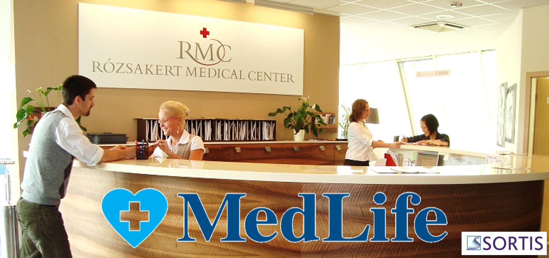 Romanian MedLife Acquires 51% of Hungarian Rózsakert Medical Center