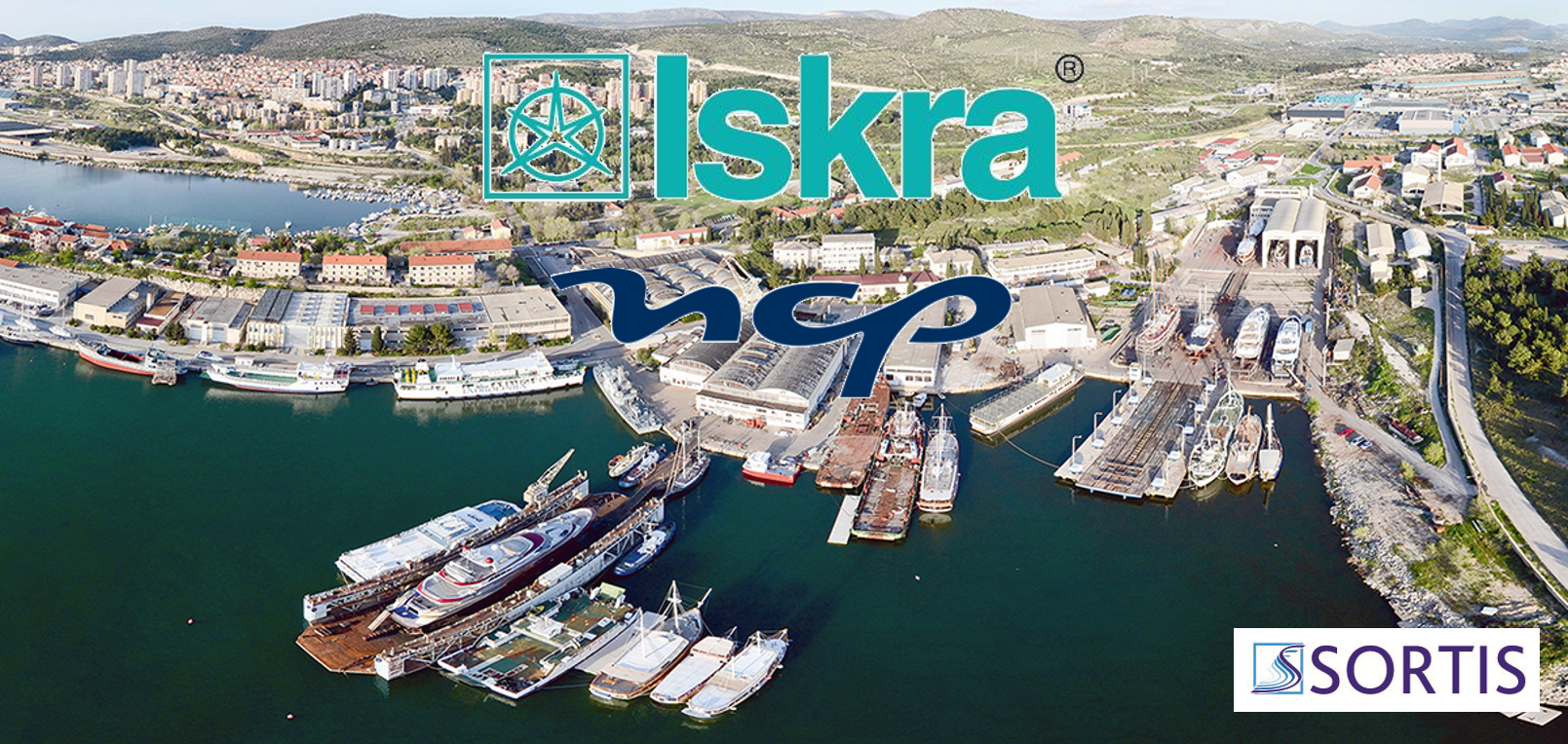 Iskra, Slovenia's Largest Producer of Electro Technical Products, Acquires Shipyard Operations of NCP Group in Šibenik, Croatia