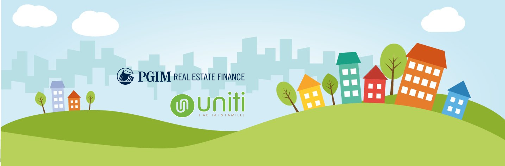 Social Housing Developer Groupe UNITI Receives Funding from the American Real Estate Investor PGIM Real Estate
